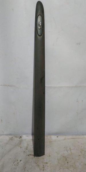 Молдинг на дверь Renault Symbol 1 LB K7J 2004 передний правый (б/у)