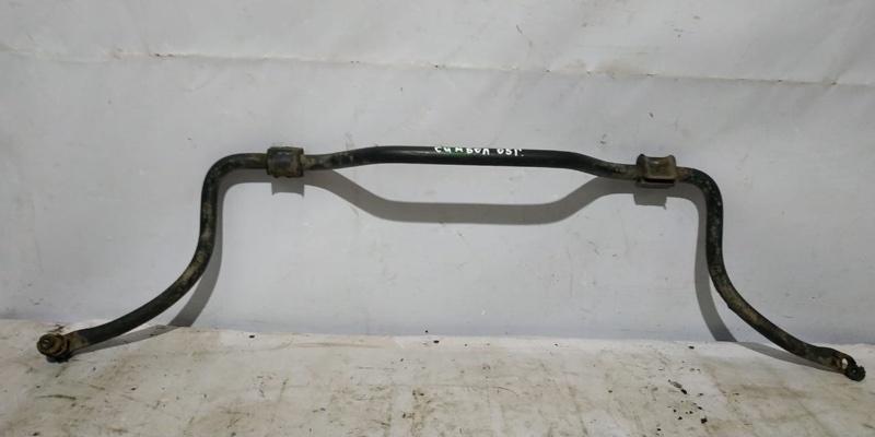 Стабилизатор поперечной устойчивости Renault Symbol 1 LB K7J 2004 (б/у)