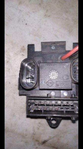 Реостат Renault Symbol 1 LB K7J 2004 (б/у)