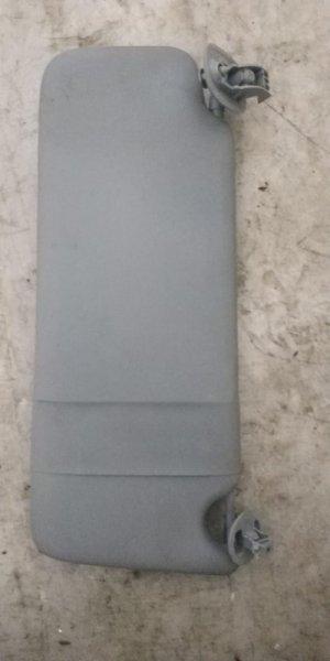 Козырек солнцезащитный Renault Symbol 1 LB K7J 2004 передний левый (б/у)
