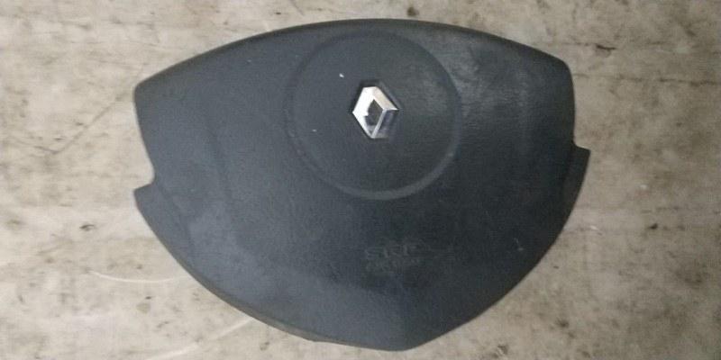 Подушка безопасности в руль Renault Symbol 1 LB K7J 2004 (б/у)