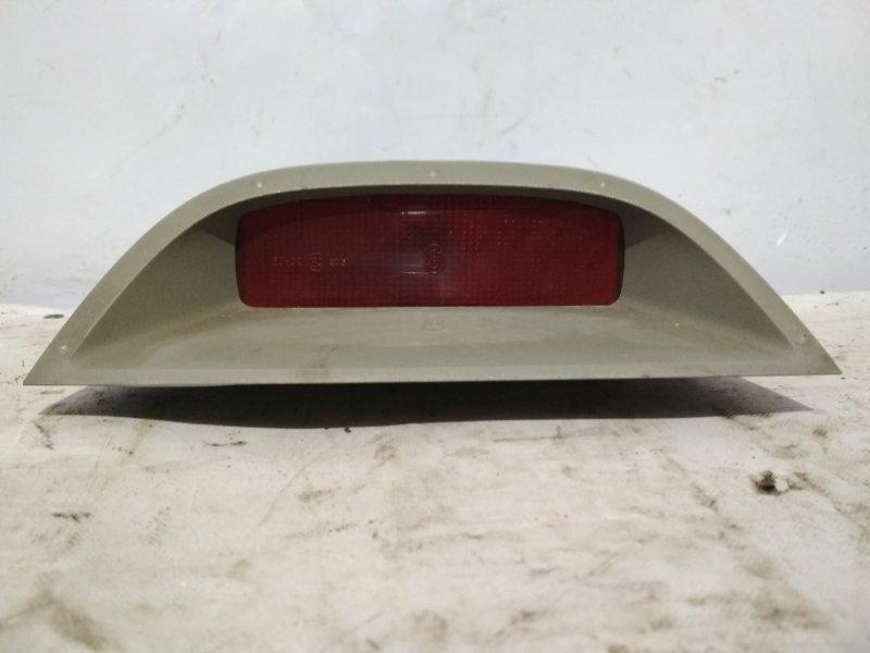 Стоп-сигнал Renault Symbol 1 LB K7J 2003 задний (б/у)