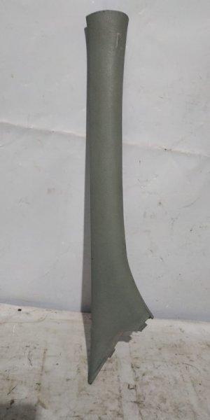 Накладка стойки лобового стекла Renault Symbol 1 LB K7J 2004 передняя правая (б/у)
