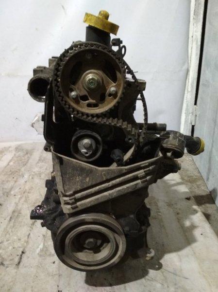 Двигатель Renault Megane 3 K9K 2009 (б/у)
