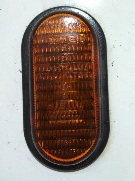 Поворотник в крыле Renault Kangoo 1 KC E7J 2001 передний правый (б/у)