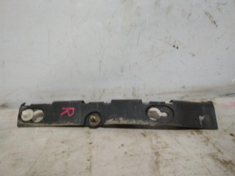 Крепление бампера Renault Logan 1 LS K7M 2011 заднее правое (б/у)