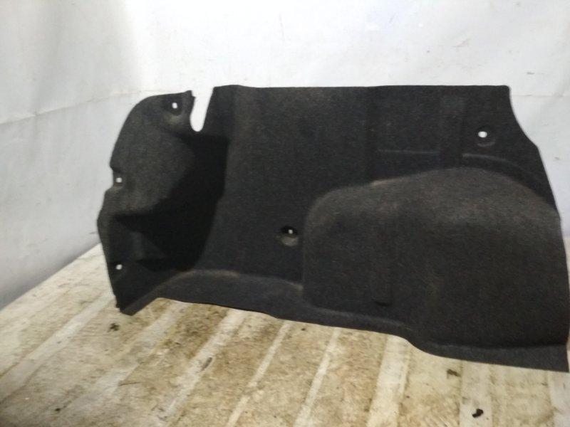 Обшивка багажника боковая Renault Symbol 2 LU01 K4JB712 2009 задняя левая (б/у)