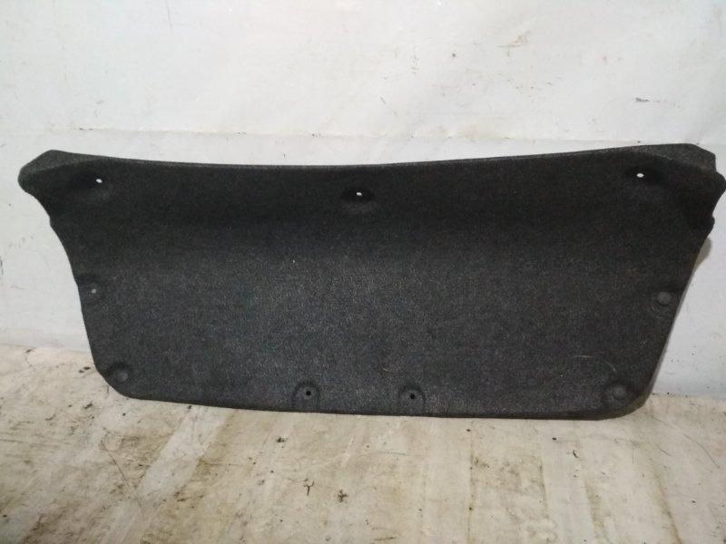 Обшивка крышки багажника Renault Symbol 2 LU01 K4JB712 2009 задняя (б/у)