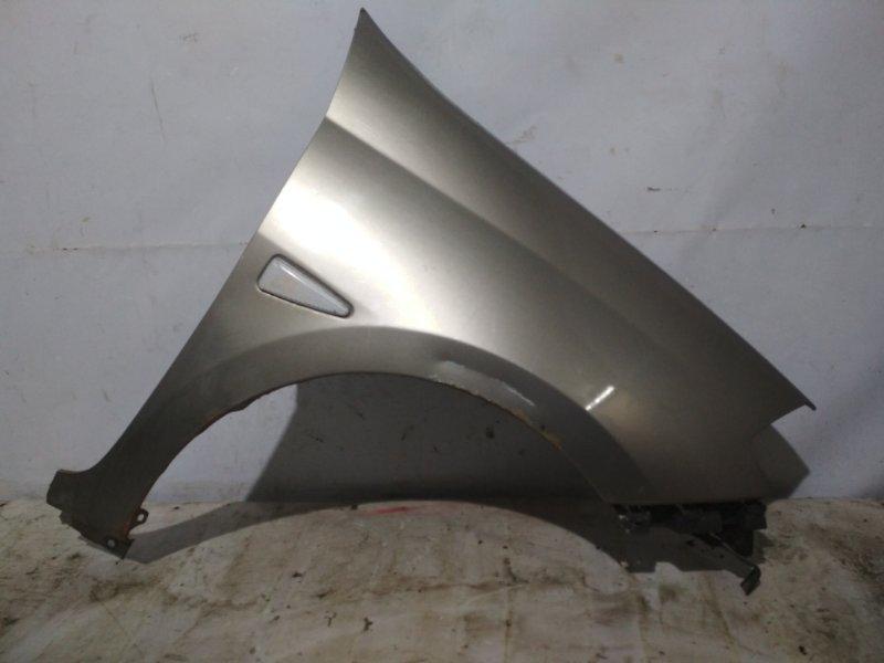 Крыло Renault Symbol 2 LU01 K4JB712 2009 переднее правое (б/у)