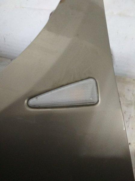 Поворотник в крыле Renault Symbol 2 LU01 K4JB712 2009 передний правый (б/у)