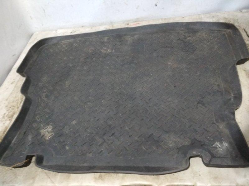 Коврики комплект Renault Symbol 2 LU01 K4JB712 2009 задние (б/у)