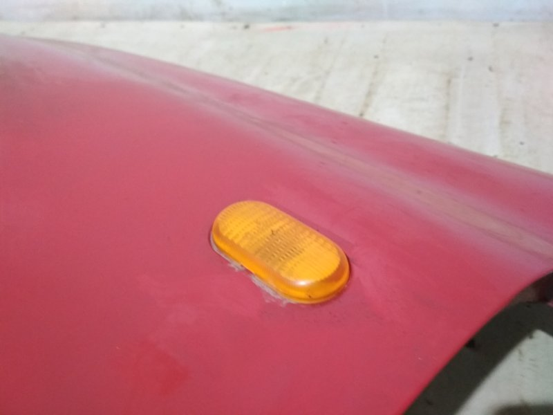 Поворотник в крыле Renault Clio K7J 1998 передний левый (б/у)