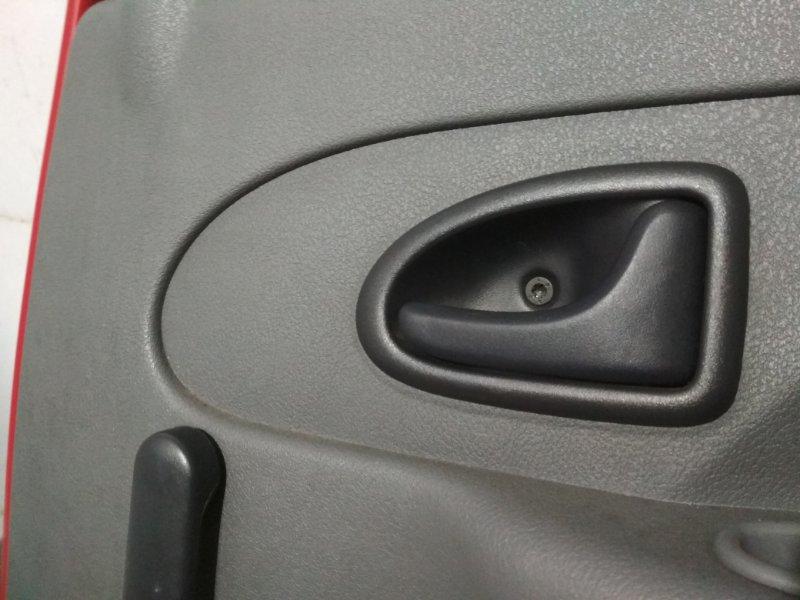 Ручка двери Renault Clio K7J 1998 задняя правая (б/у)