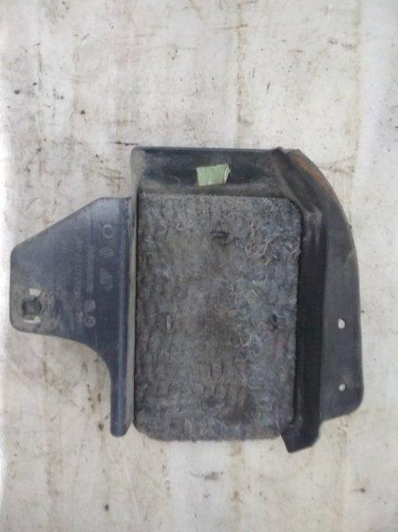 Направляющая заднего бампера Renault Logan 2 L8 K7M задняя правая (б/у)