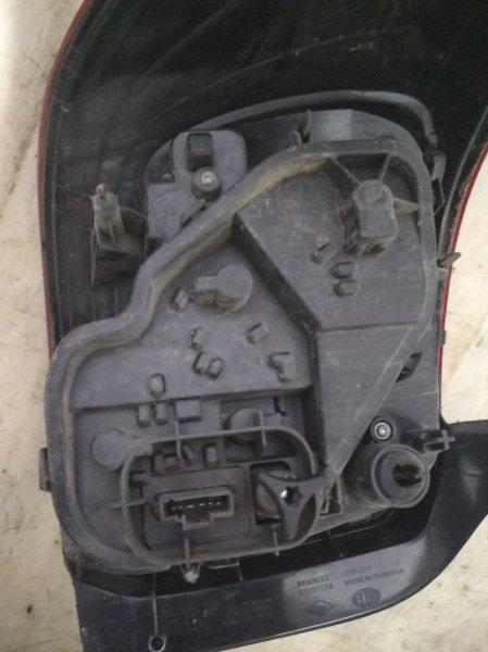 Плата фонаря Renault Logan 2 L8 K7M задняя правая (б/у)