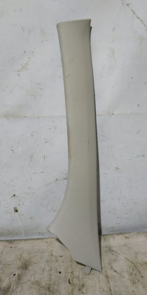 Накладка стойки лобового стекла Renault Fluence L30R K4M 2012 передняя левая (б/у)
