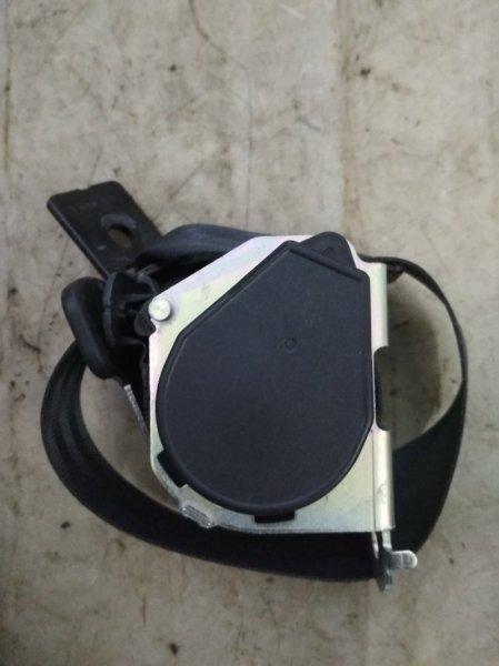 Ремень безопасности Renault Fluence L30R K4M 2012 задний (б/у)