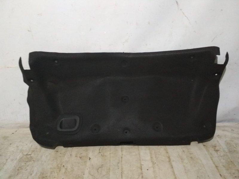 Обшивка крышки багажника Renault Fluence L30R K4M 2012 (б/у)