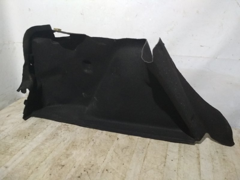 Обшивка багажника боковая Renault Fluence L30R K4M 2012 задняя левая (б/у)