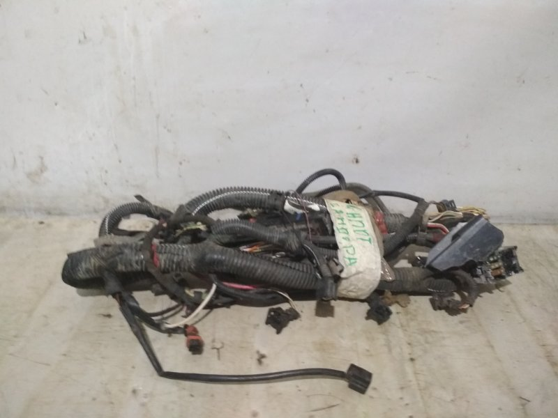 Проводка подкапотная Renault Sandero 1 2009 (б/у)