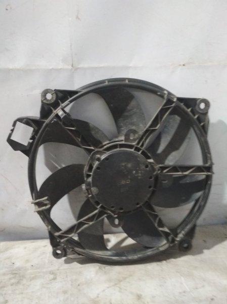 Вентилятор радиатора Renault Fluence L30R K4M 2012 передний (б/у)
