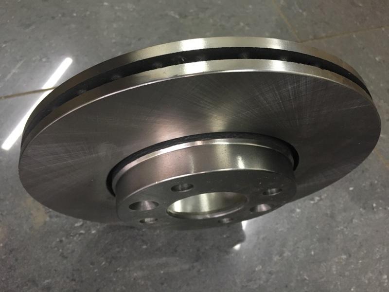 Тормозной диск Lada Vesta