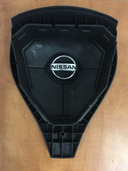 Подушка безопасности в руль Nissan Sentra B17 2015