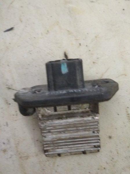 Резистор вентилятора Nissan Almera Klassic B10 (б/у)
