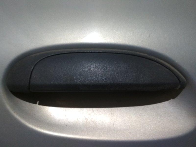 Ручка двери Renault Symbol 1 LB K7J 2004 задняя правая (б/у)