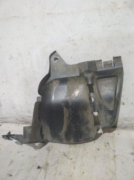 Защита двигателя Renault Sandero 1 K4M передняя левая (б/у)