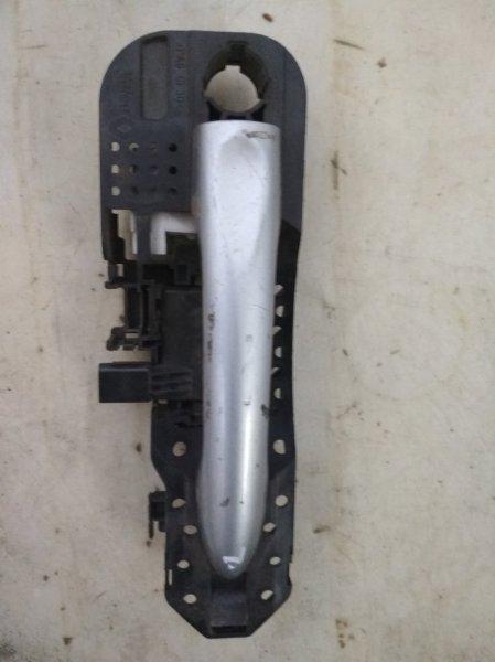 Ручка двери внешняя Renault Fluence 2012 передняя правая (б/у)