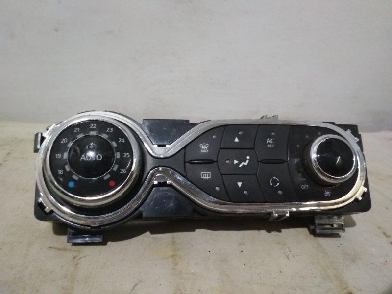 Блок управления климат-контролем Renault Sandero 2 2014 (б/у)