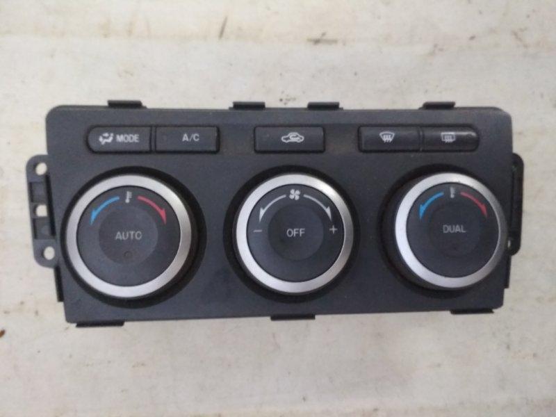 Блок управления отопителем Mazda 6 (б/у)