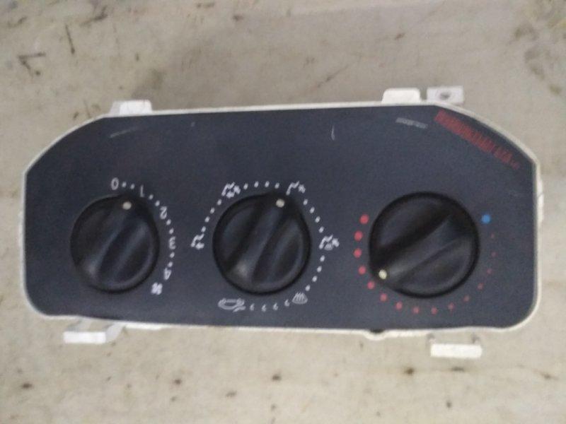 Блок управления отопителем Renault Symbol 1 1998 (б/у)