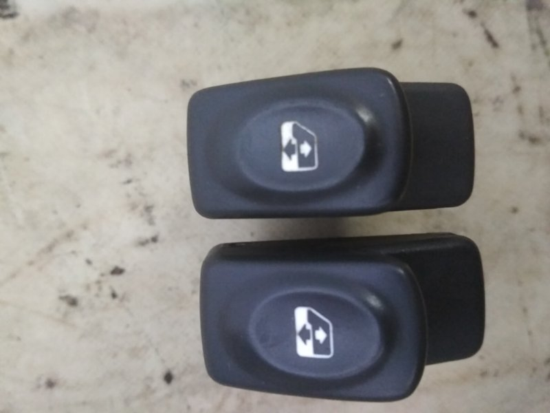 Кнопка стеклоподъемника Renault Symbol 1 1998 (б/у)