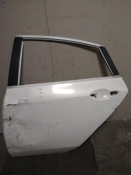Дверь Mazda 6 2007 задняя левая (б/у)