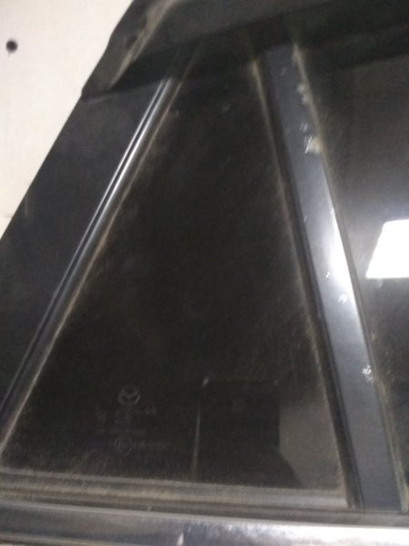 Форточка двери Mazda 6 2007 задняя правая (б/у)