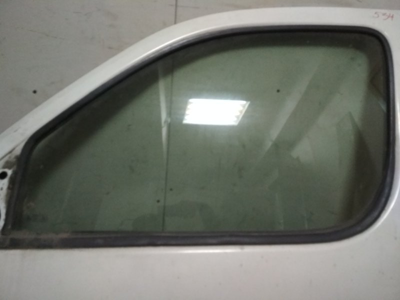 Стекло двери Peugeot Partner PARTNER переднее левое (б/у)