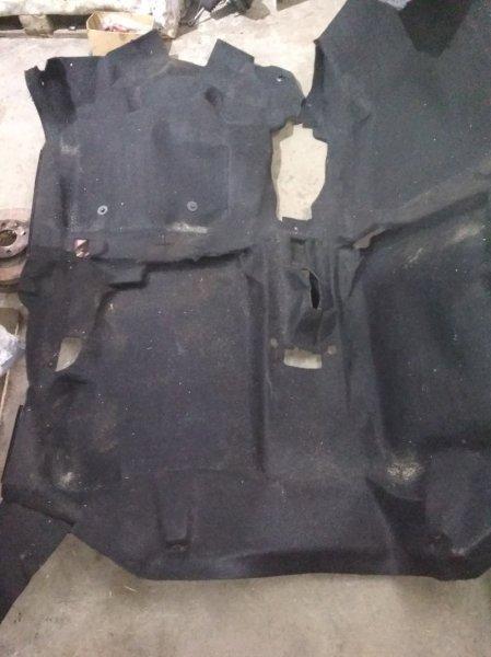 Обшивка пола салона Renault Logan 2 L8 2014 (б/у)