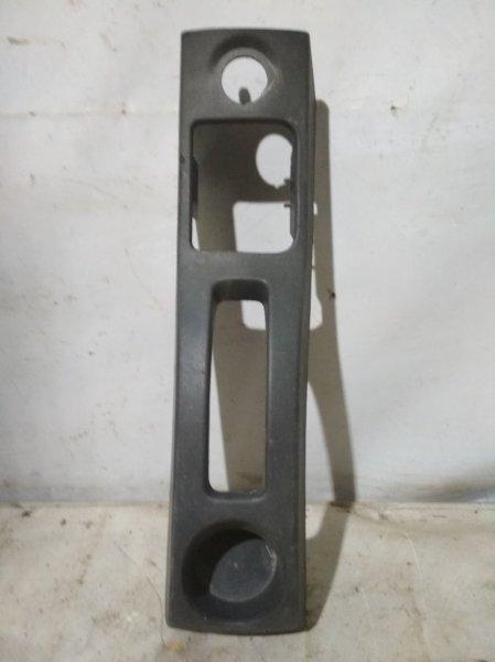 Консоль ручника Renault Logan 1 2005 (б/у)