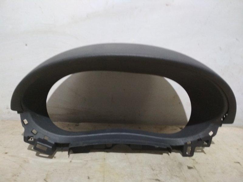 Козырек панели приборов Renault Sandero 1 K4M передний (б/у)
