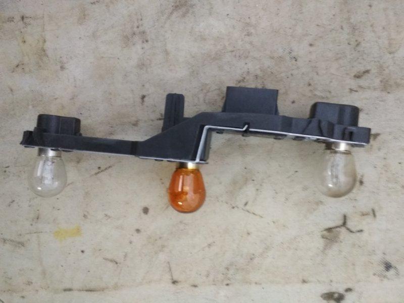 Плата фонаря Renault Sandero 1 K4M задняя левая (б/у)