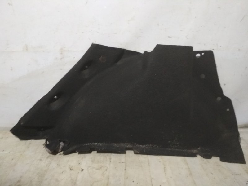 Обшивка багажника боковая Renault Sandero 1 K4M задняя правая (б/у)