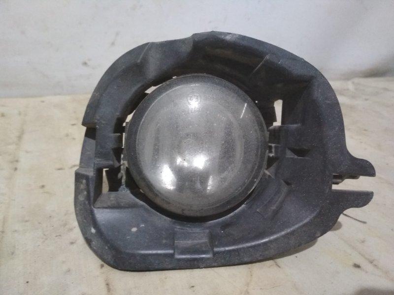 Фара противотуманная (птф) Renault Sandero 1 K4M передняя (б/у)