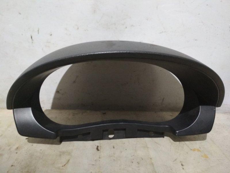 Козырек панели приборов Renault Logan 1 LS0H 2008 передний (б/у)