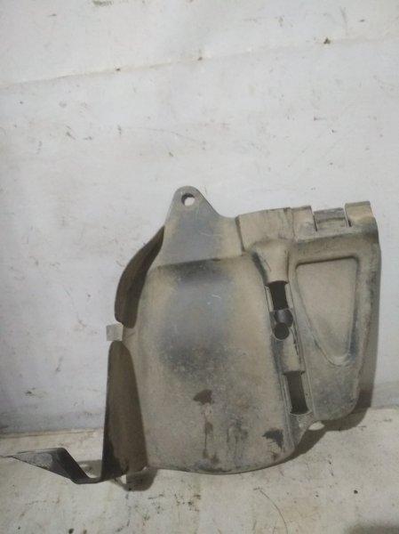 Пыльник бампера Renault Logan 1 LS0H 2008 передний левый (б/у)