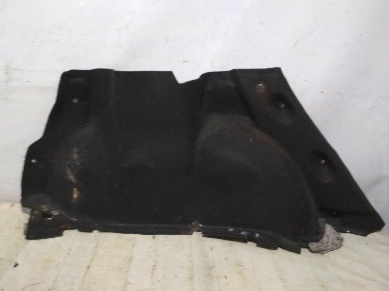 Обшивка багажника боковая Renault Sandero 1 K4M задняя левая (б/у)