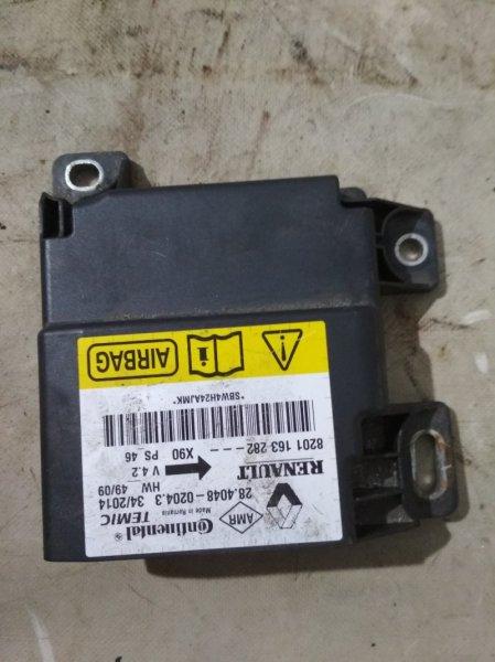 Блок srs Renault Logan 1 LS0H K4M (б/у)