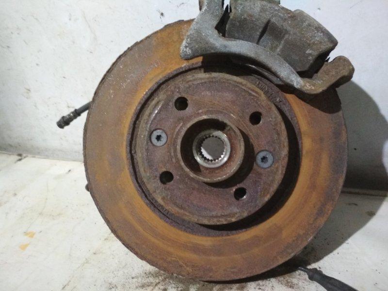Тормозной диск Renault Logan 1 LS0H K4M передний правый (б/у)