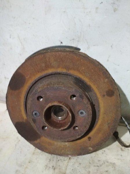 Тормозной диск Renault Logan 1 LS0H K4M передний левый (б/у)